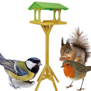 Bird Feeder - Sologne on Stand - Caillard