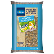 Mix of birds seeds - 5 kg - Caillard