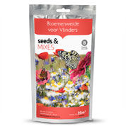 Flowering mix to attract Butterflies - 35 m�