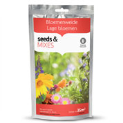 Low flowering mix - 35 m²
