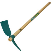 Pick axe with wooden handle - Leborgne