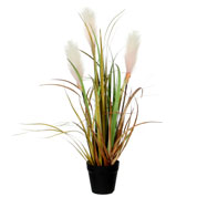 Artificial Plant - Brown Reed - MICA