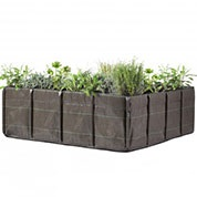 Geotextile Square Vegetable Plot - Bacsquare 16