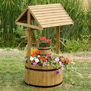 Wooden Well XL