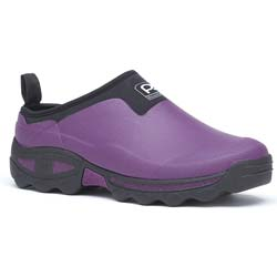 Self-cleaning clogs Purple