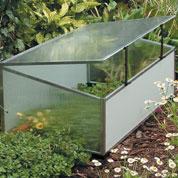 Polycarbonate cold frame - ACD