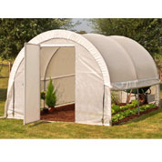 Tunnel Greenhouse - Culti�Abris Luxe 12 m� - ACD