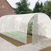 Tunnel Greenhouse PRIMAVERA - 24 m² - Nortene