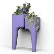 KIGA kitchen garden table S - Lavander - Hurbz