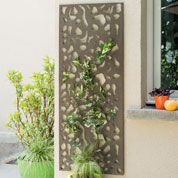 Decorative Trellis in Metal - 0.6x1,5m